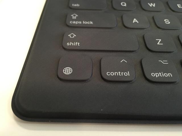 Smart Keyboard キーボード切替キー