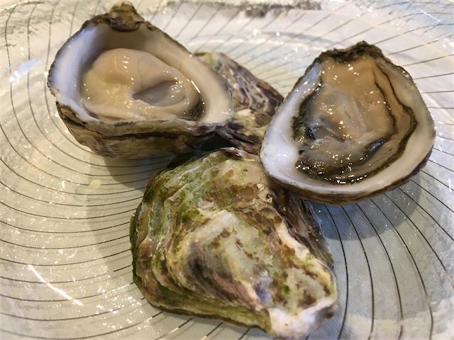 アクアパッツァ@広尾 – 日高シェフによるこれ以上ない牡蠣のフルコース