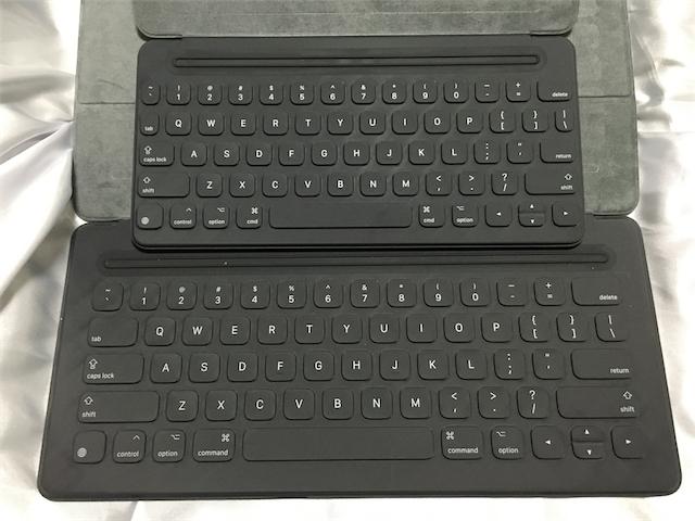 Smart Keyboard 比較