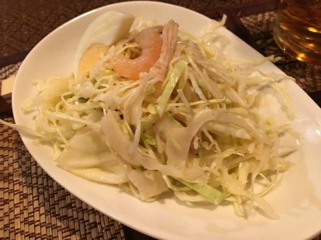 バイヨン - サラダ
