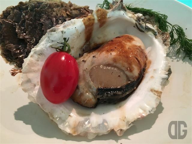 【備忘録】復活!日曜カキフライヤーズで巨大岩牡蠣ステーキを食べてきた!