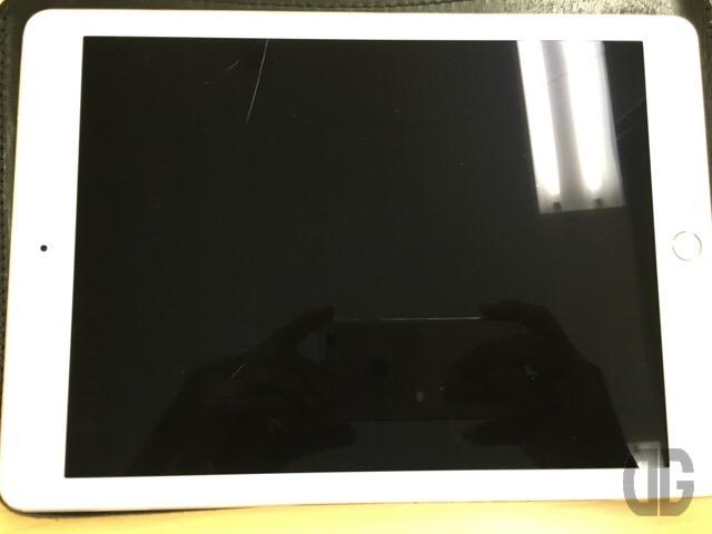 【悲報】9.7インチ iPad Pro の液晶は割れることが判明