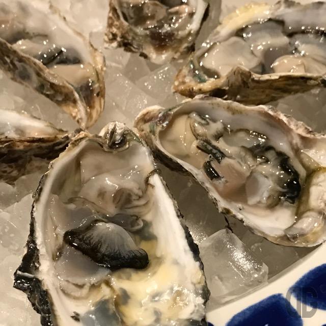 銀座 ペスカデリア 〜 牡蠣づくしのシークレット オイスター パーティで新作を含む牡蠣メニューを堪能してきました♪(写真多数)