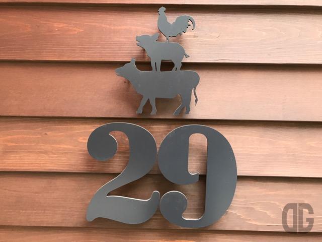 神楽坂 29(twenty nine) 〜 アメリカンなランチを食べられるお店【KILC】【画像で綴るお店紹介】