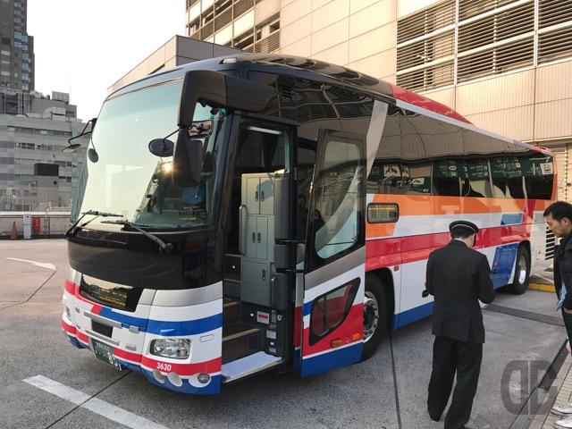 草津温泉行きバスに乗る(東急トランセ) 〜 渋谷マークシティから高速バスに乗って草津温泉に行こう!