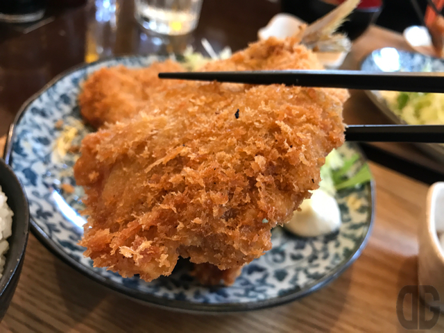 神楽坂 鉄丸 本多横丁 〜  鯵フライを食べたくなったときの候補筆頭!