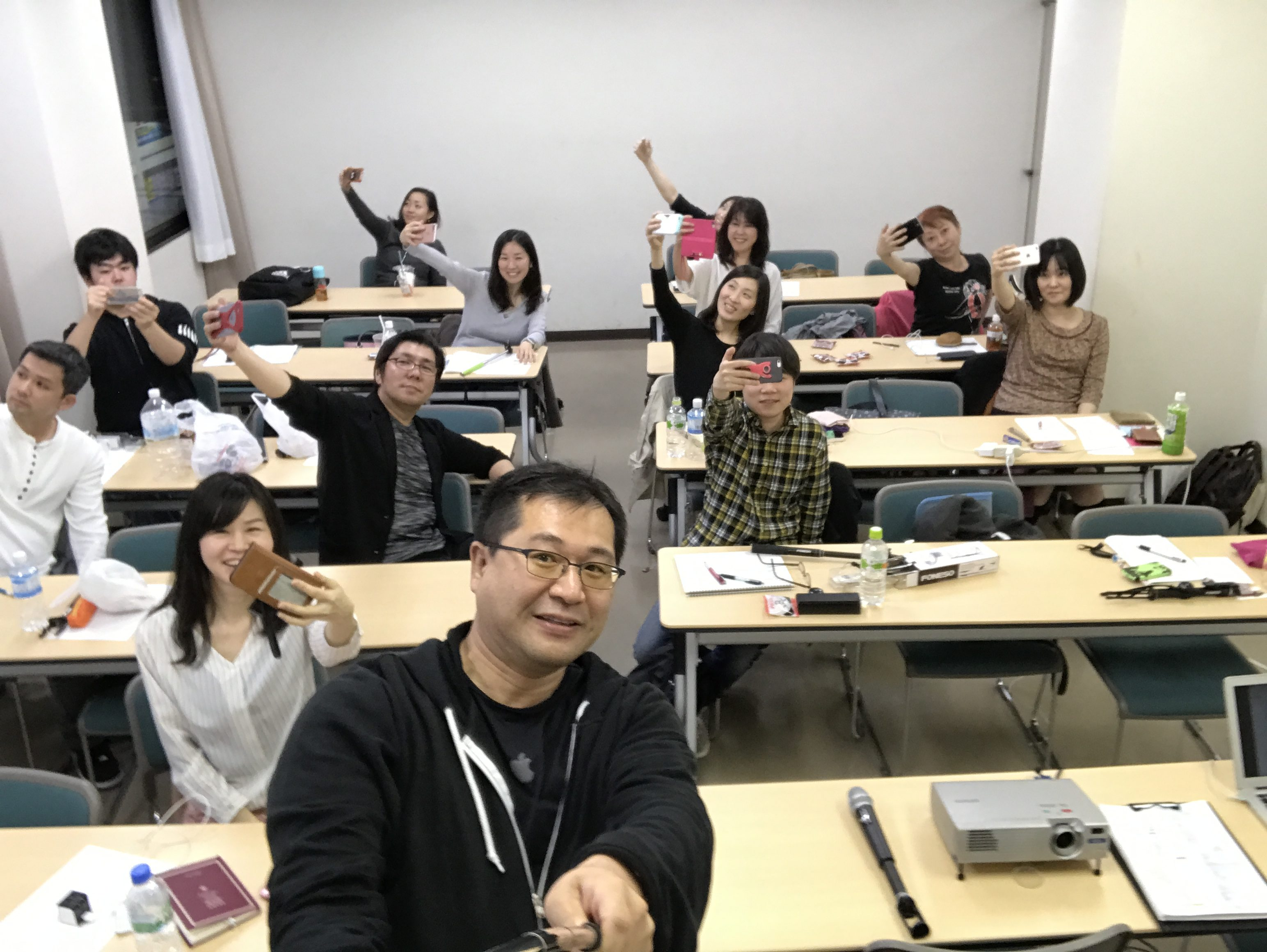佐野稔さんのFacebookマーケティングラボラトリー1日目に参加して、Facebook投稿の奥深さを知る