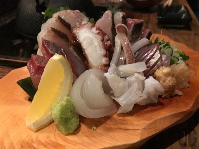 野毛 ウミネコ 〜 予約必至な魚の美味しいお店