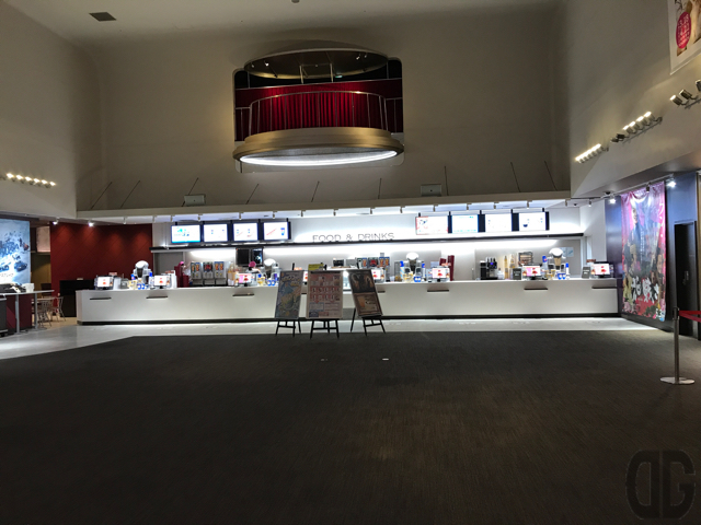 桜木町 横浜ブルク13 で映画を観よう!