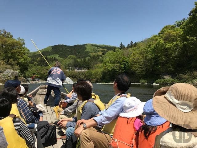 長瀞ラインくだりと宝登山ロープウェイ 〜 S-TRAINに乗って、横浜から秩父・長瀞に行こう♪