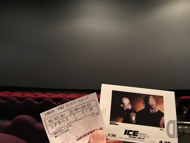 ワイルド・スピード ICE BREAKを観て、ファミリーとは何か考えた