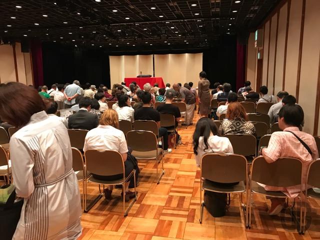 立川こはるさんが新しく始めた独演会を聴きに新宿文化センターに行ってきた!