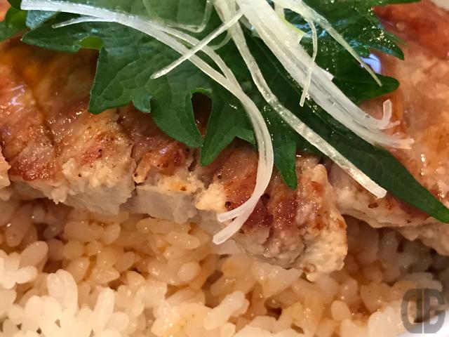 飯田橋の鉄板焼き&ステーキのお店「蛮々」で一番人気のステーキ丼をいただきました♪