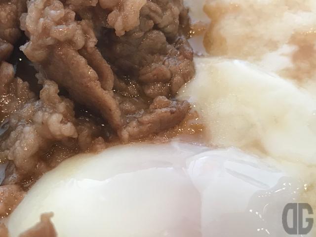 飯田橋、丸亀製麺の牛とろ玉うどんはすき焼き風味のお肉とその出汁が絶妙♪ついでに親子丼も。