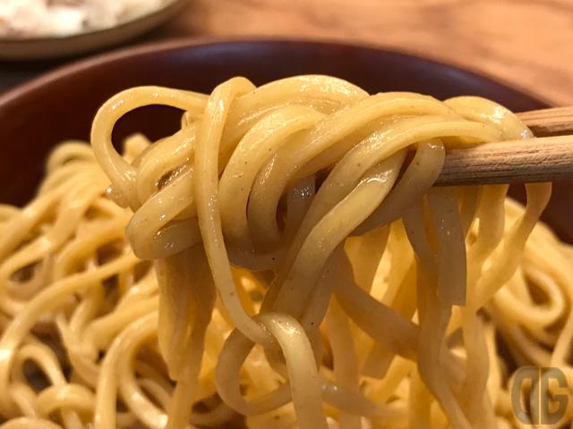 澄まし麺ふくぼく(神楽坂)を初訪問。汁なしの醤油かけ麺にビックリ!