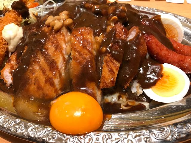 ゴーゴーカレー・ヨドバシ横浜スタジアムのメニューにワクワクする♪食べたのはやっぱりメジャーカレー