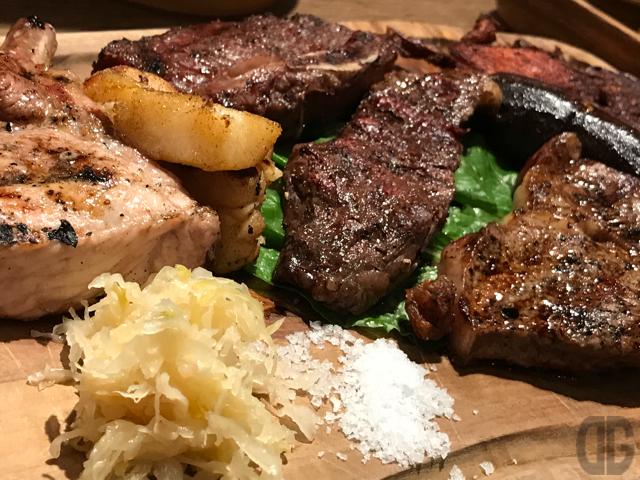 花咲 Butchers Store(桜木町)でいろんな肉をたらふく食べました