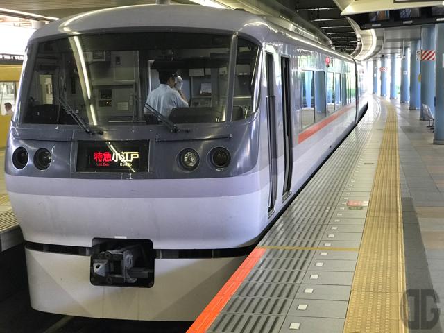 特急レッドアロー小江戸号で本川越から西武新宿までのプレミア感を楽しむ