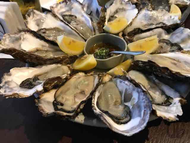播州赤穂のかましま水産赤穂店で、生産者直営の生牡蠣&牡蠣料理を堪能する。ウマー♪【セカウマ牡蠣生産者視察記2017夏】