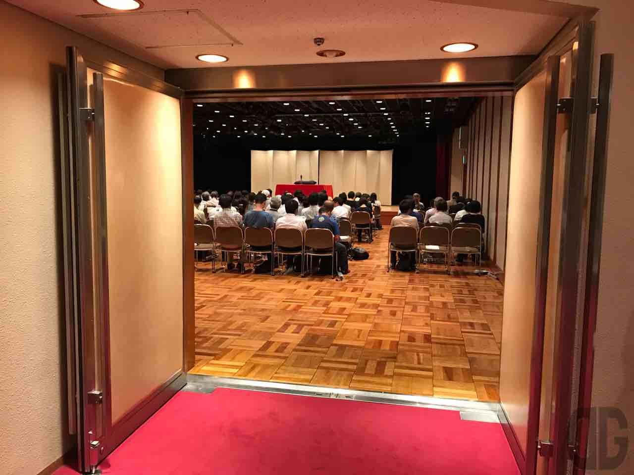 第二回立川こはる独演会@新宿文化センターに行ってきた♪ハプニングがあるも楽しんできた!