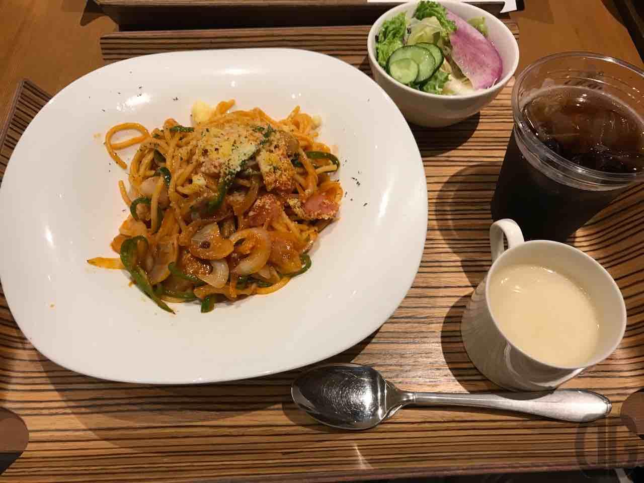 エチカフィット永田町。東京メトロのエキナカでご飯を食べて帰れます♪