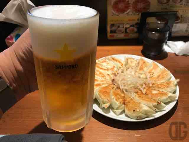浜松餃子むつぎく(浜松)でキャベツたっぷりの浜松餃子らしい餃子をいただきました!