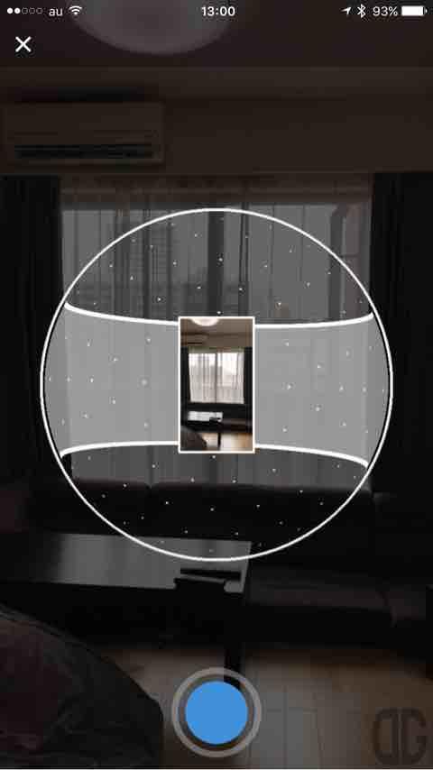 FacebookアプリとiPhoneだけで360度パノラマ画像の撮影&投稿が可能に!VRの世界を先取りしてみない?