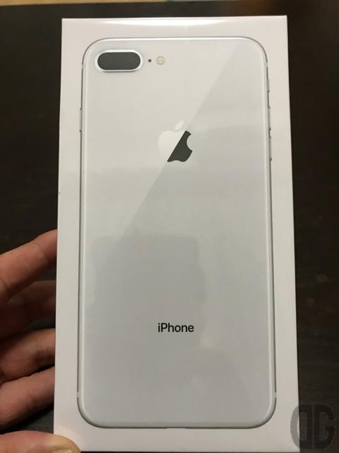 iPhone 8 Plus開封の儀っていうかiOS11セットアップの儀?