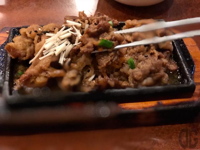 ソウルソウルでランチメニューに載ってない定食をいただきました。ありがたや。ありがたや。