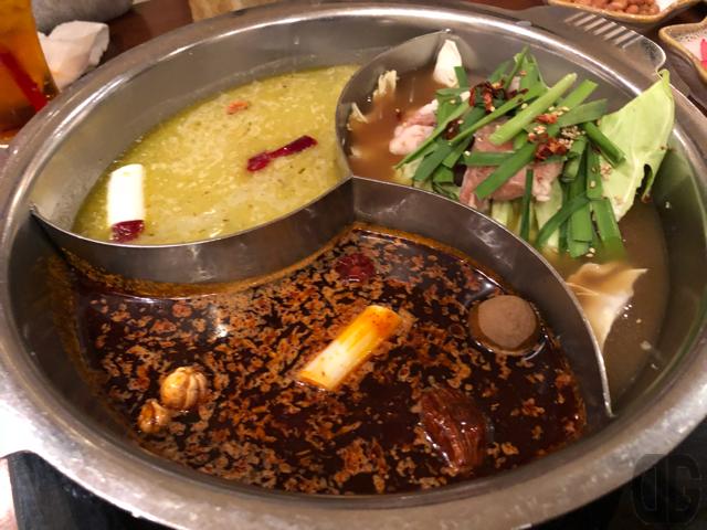 蒙古薬膳しゃぶしゃぶ小尾羊(シャオウェイヤン)銀座店で激辛火鍋。無限に肉をしゃぶしゃぶして喰らってきました!