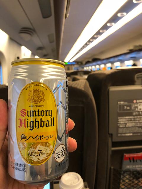 東海道新幹線内の楽しみ3つ