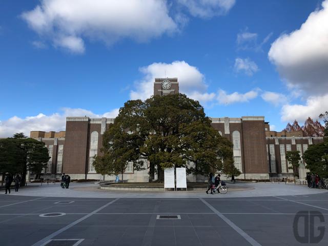 京都大学&京都大学百周年時計台記念館に行ってきました♪なぜか落語のイベントで