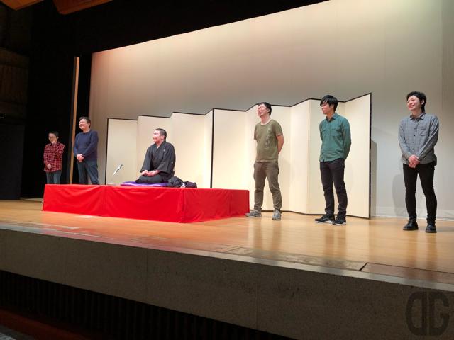 2017年12月19日の立川談笑一門会に行ってきた。年末の会といえばコレ