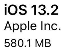 iOS13.2(17B84)リリース。iPhone 11シリーズのカメラの機能追加など19件の機能追加・バグ修正・改善を含む。アップデートすべき?待つべき?サイズ、所要時間、不具合は?
